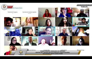 Discusión de la Ley de Ingresos de Juárez para 2021