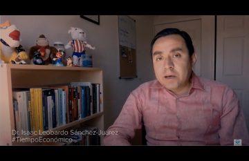 Isaac Sánchez Juárez, economista