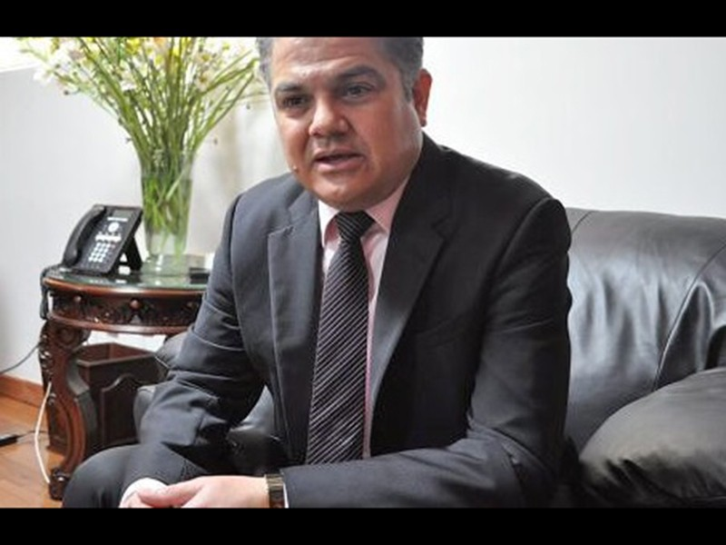 Exauditor superior del Estado, Jésus Manuel Esparza