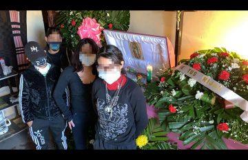 Funeral de María de Jesús Félix, mujer que murió tras ser detenida