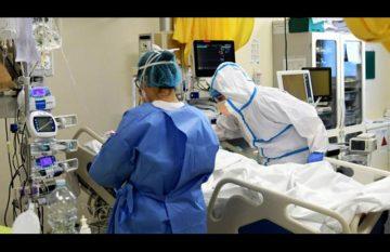 Hospitalizado por Covid-19 en El Paso