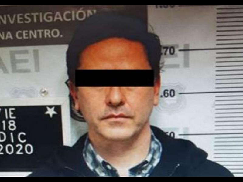 El magistrado Jorge Ramírez