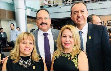 Bancada del PES en el Congreso de Chihuahua