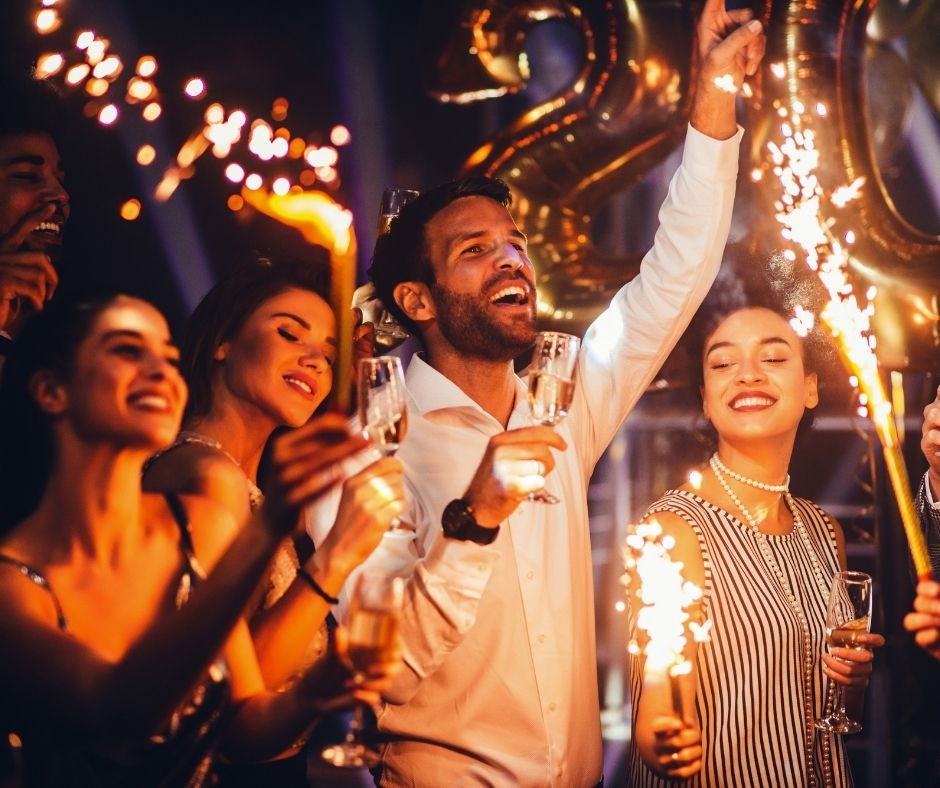 Los festejos de Año Nuevo y Reyes Magos