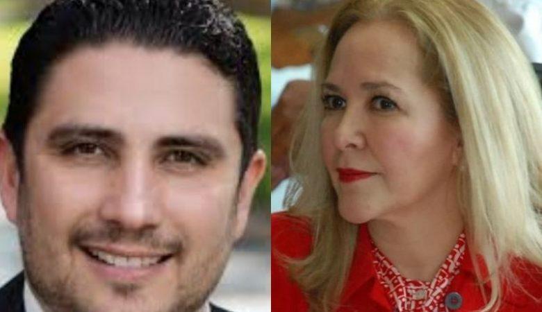 Aarón Yáñez y Adriana Fuentes, las opciones del PRI para el ayuntamiento de Juárez