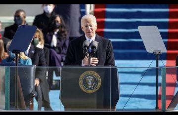 Joe Biden jura como el presidente 46 de Estados Unidos