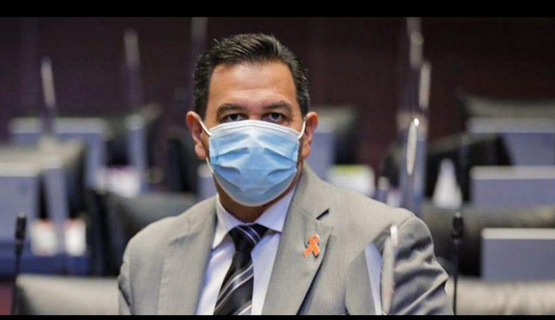 Cruz Pérez Cuéllar está acusado de beneficiarse por medio de la nómina secreta