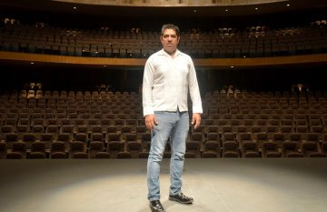 Daniel Miranda, nuevo coordinador nacional de teatro