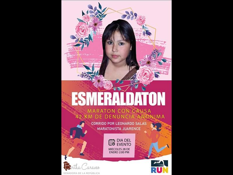 Anuncio del Esmeraldatón