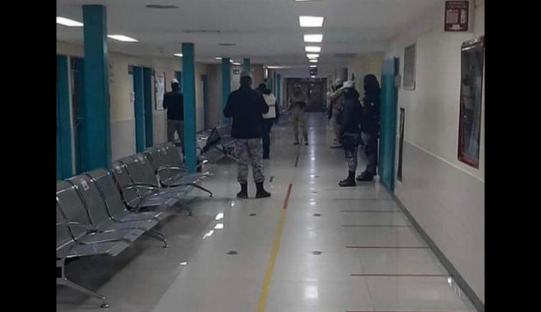 Sedena entrega vacuna en el IMSS