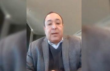 Jorge Espinoza, consejero jurídico del Estado, habló sobre el revés a Maru Campos