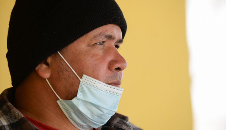 José Madrid, inmigrante hondureño