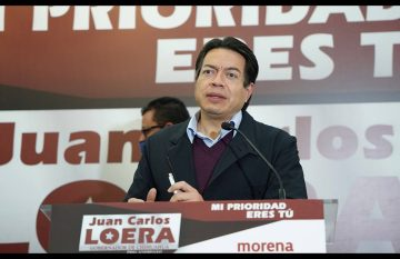 Mario Delgado afirmó que buscan incluir a Armando Cabada en los planes para 2021