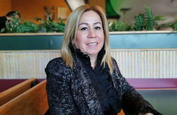 Marisela Sáenz, aspirante a la candidatura por la presidencia municipal de Juárez por el PES