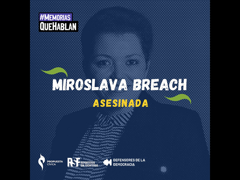 Miroslava Breach