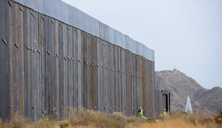 Joe Biden prometió no construir ni 30 cm más al muro fronterizo, pero no prometió derribarlo