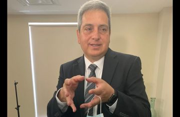 César Peniche, fiscal estatal