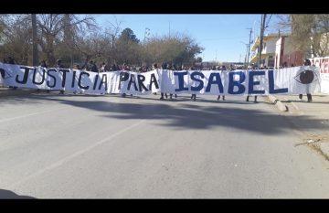 Evento conmemorativo del asesinato de Isabel Cabanillas