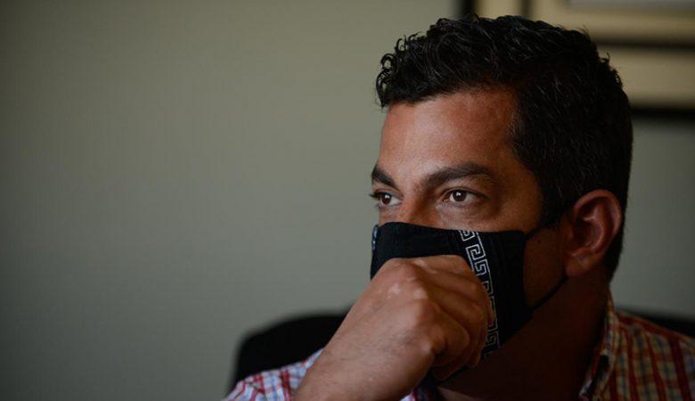 Ricardo Peralta, líder de la Alianza Patriótica por la 4T