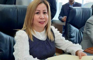 Marisel Sáenz, precandidata a la alcaldía de Juárez por Encuentro Solidario