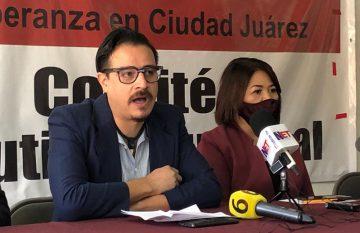Ulises García, en declaraciones referentes al cambio de González Mocken al PAN