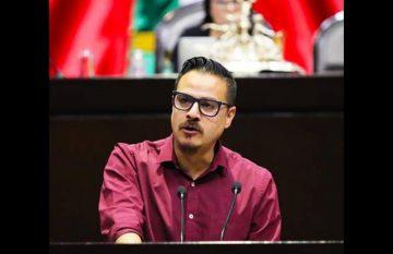 Ulises García, coordinador de los diputados chihuahuenses de Morena