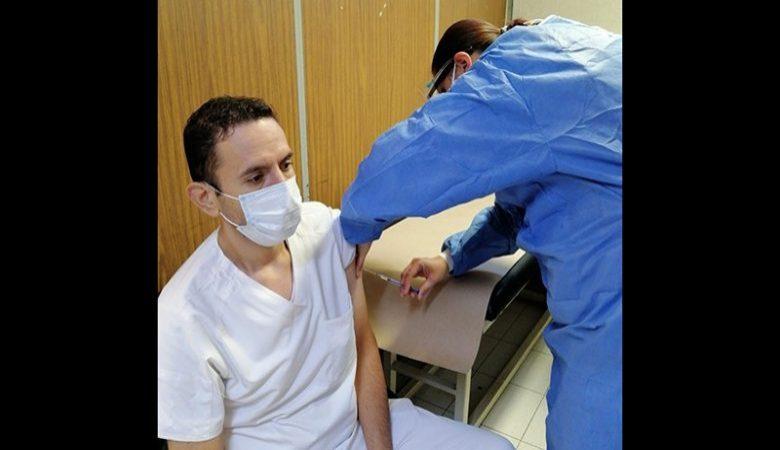 Vacuna Covid para el personal médico privado