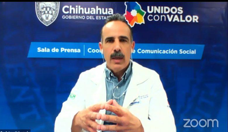 Arturo Valenzuela descartó la posibilidad de que se presenten reacciones secundarias por la vacuna de Covid-19