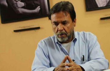 Antonio Pinedo, exsecretario de Comunicación Social