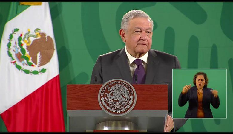 AMLO se refirió a la orden del gobernador de Texas Greg Abbott de suspender el suministro de gas a México