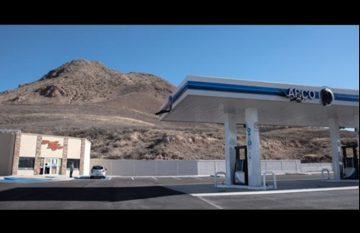 Gasolinera Arco en Cerro Grande
