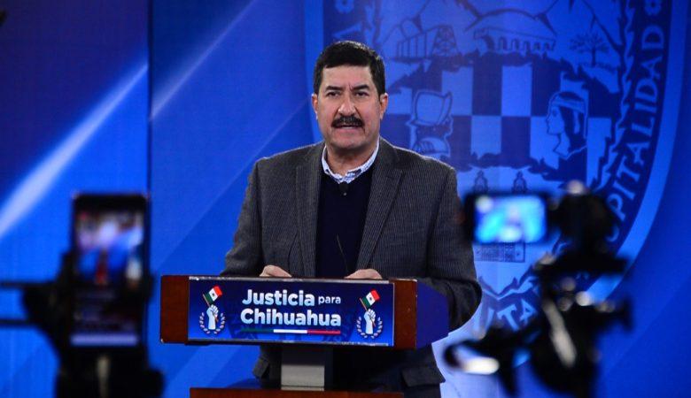 El gobernador de Chihuahua insistió al Gobierno federal que regrese a las reuniones de seguridad
