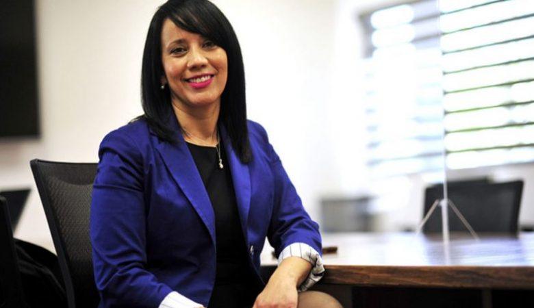 Fabiola Luna, presidenta de Index Juárez, se refirió al apagón de gas