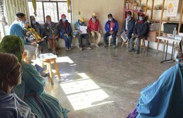 El IEE capacita a comunidades indígenas para el proceso electoral