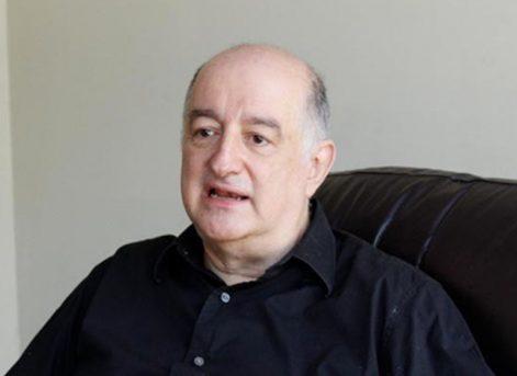 Roy Campos Esquera, director de Consulta Mitofsky
