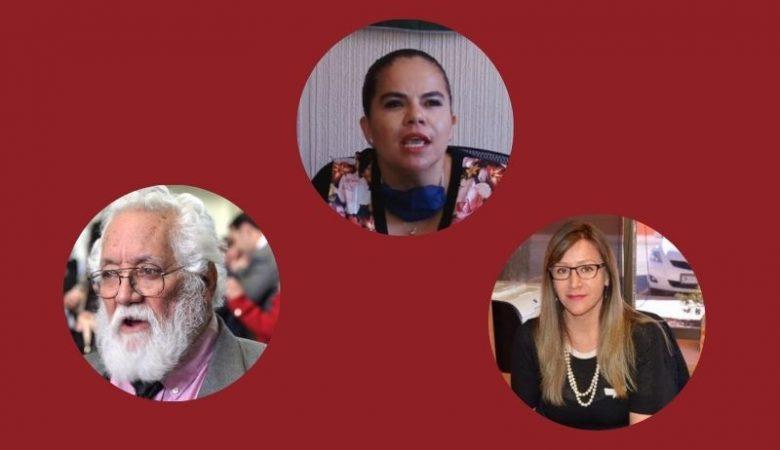 Tres aspirantes más de Morena se registraron en busca de la alcaldía