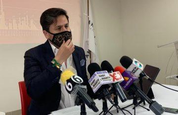 El presidente de Canacintra criticó la opacidad del Gobierno con respecto al semáforo de riesgo de la pandemia