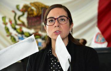 La diputada del PAN Marisela Terrazas arremetió contra AMLO por el tema del apagón en el estado