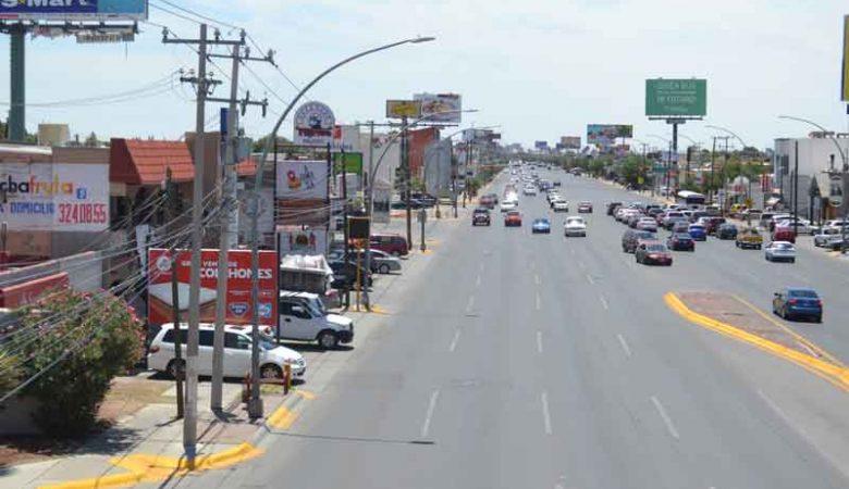 Avenida Manuel Gómez Morín
