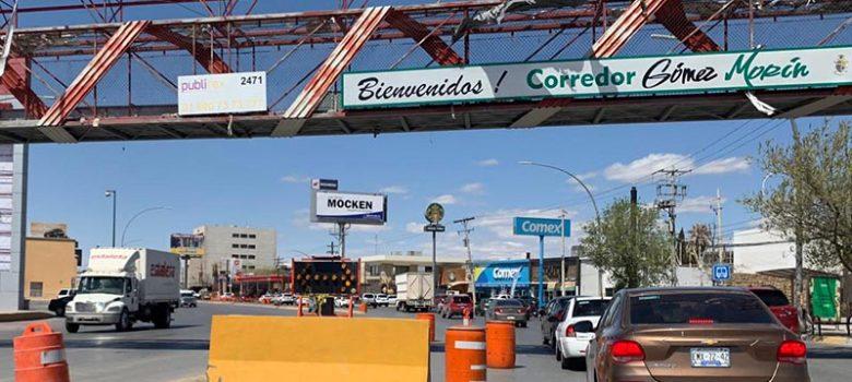BRT en la Gómez Morín