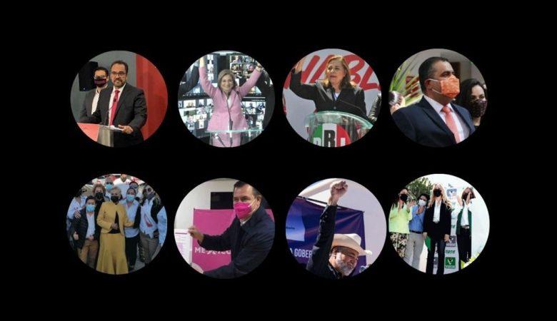 Candidatos a la gubernatura de Chihuahua, inicio de campañas