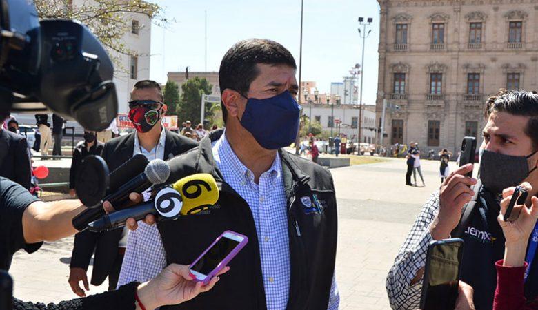 Javier Corral instruyó al secretario de Gobierno instalar una mesa de trabajo para la seguridad de los candidatos en el periodo electoral
