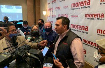 Cruz Pérez Cuéllar, candidato de Morena a la alcaldía de Juárez