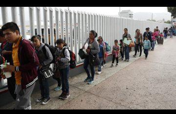 Migrantes con Covid-19