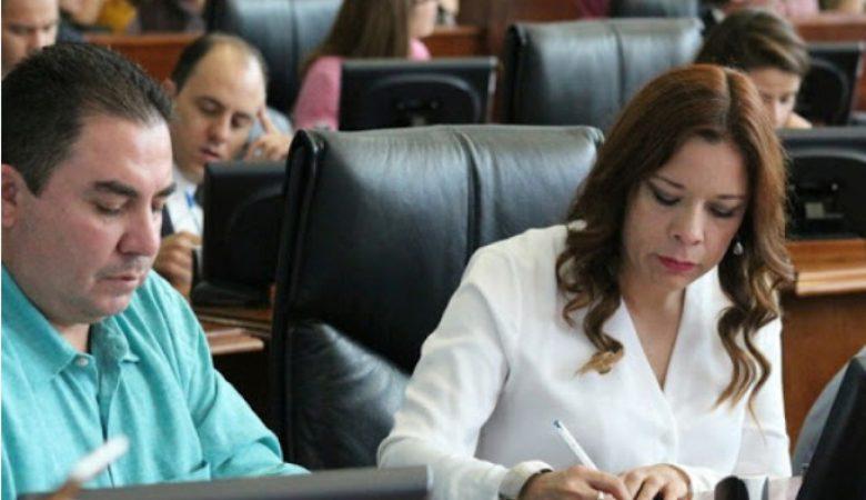 Los diputados de Movimiento Ciudadano que renunciaron al partido