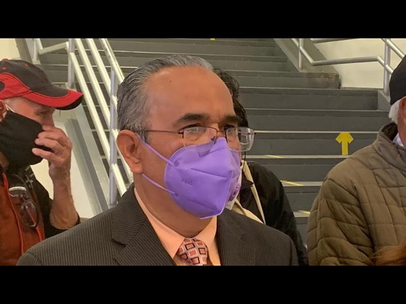 Ricardo Melgoza, activista anti-BRT