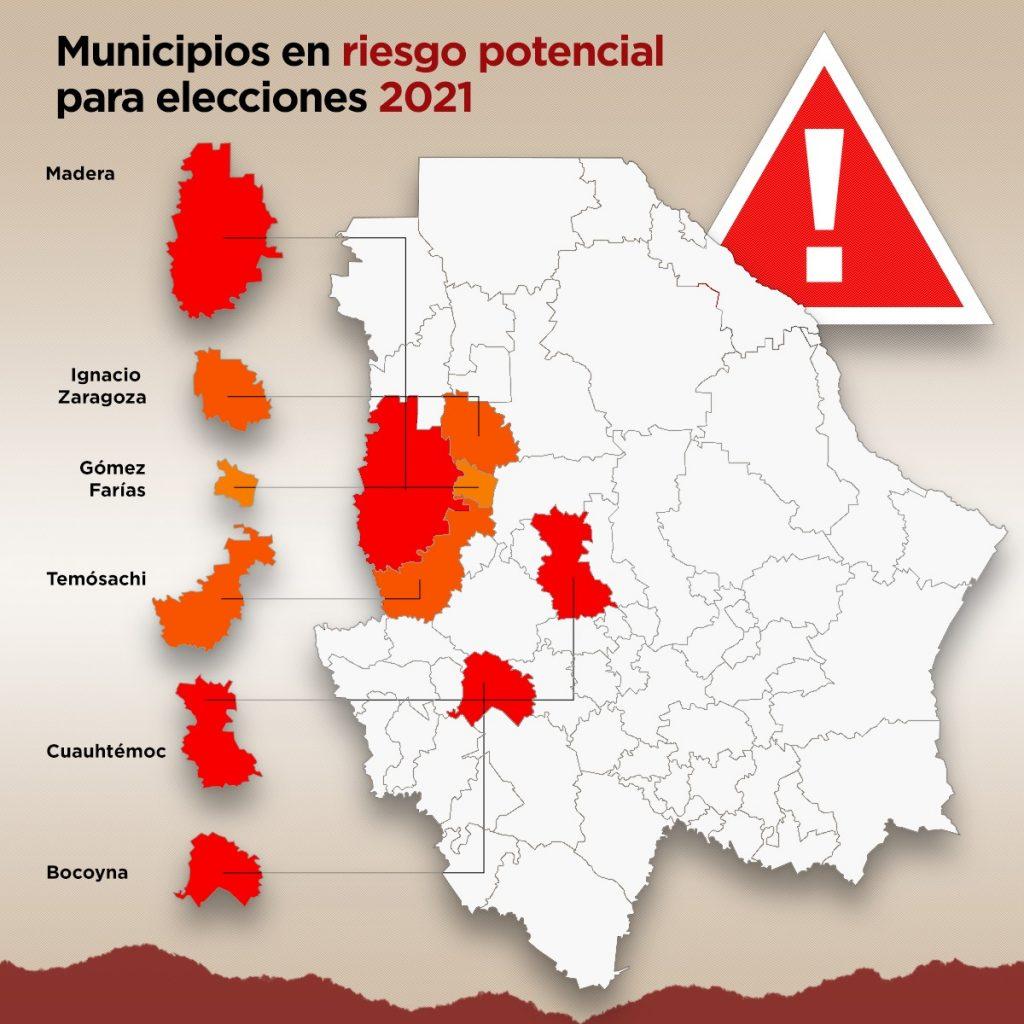 Elecciones en Chihuahua