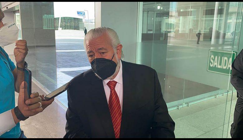 Francisco Molina Ruiz, abogado de Maru Campos