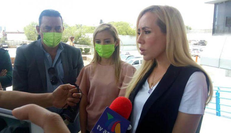 Brenda Ríos, candidata del PVEM a la gubernatura de Chihuahua