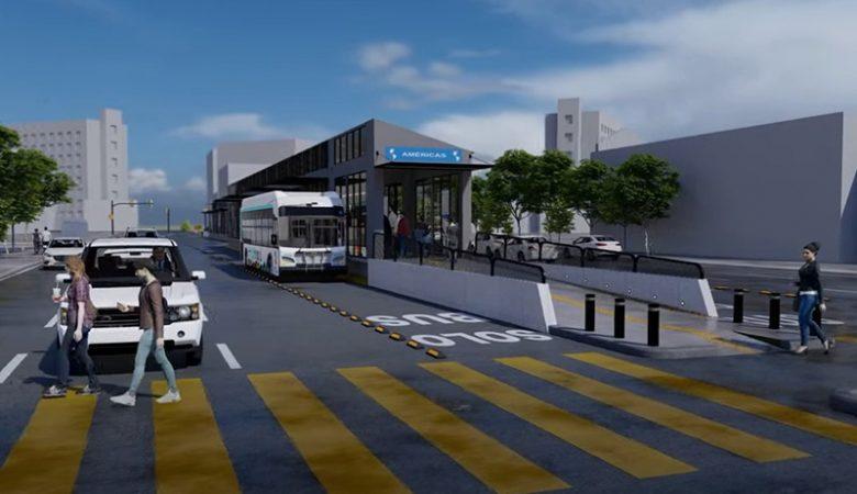 Render del BRT